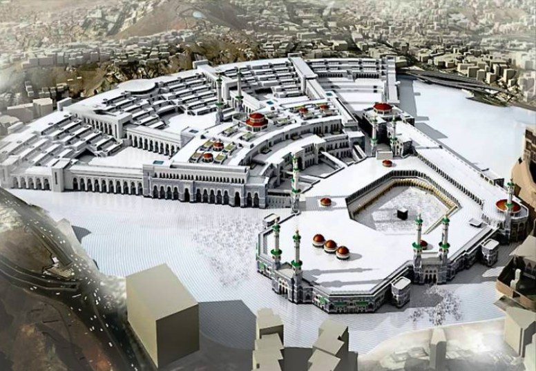 Grand Mosque Expansion Highlights Growth of Saudi Arabian Tourism