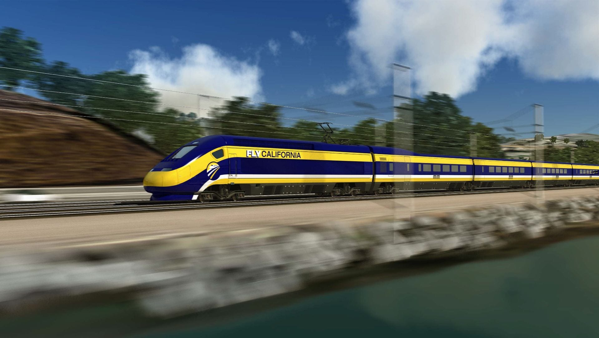 California High Speed Rail – Sidetracked, but not the End of the