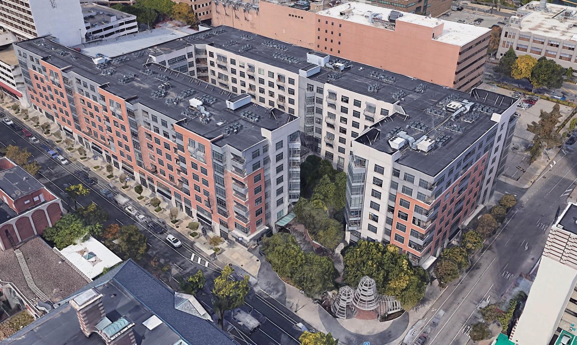 Domus in Philadelphia, PA (Source: Google Maps)
