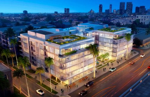 9200 Wilshire, Beverly Hills, CA. ACORE providing 1st mortgage & mezzanine loan