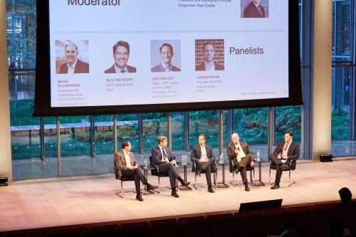 Silver Tsunami Panel: Mark Alexander, Billy Butcher, Guy Geller, Adam Kaplan