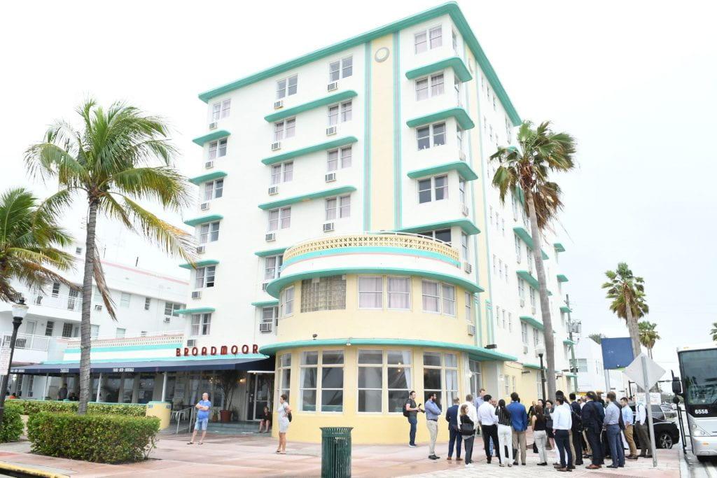 Redevelopment Site of Ocean Terrace Holdings