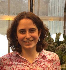 Amara Dunn, Biocontrol Specialist with New York State IPM