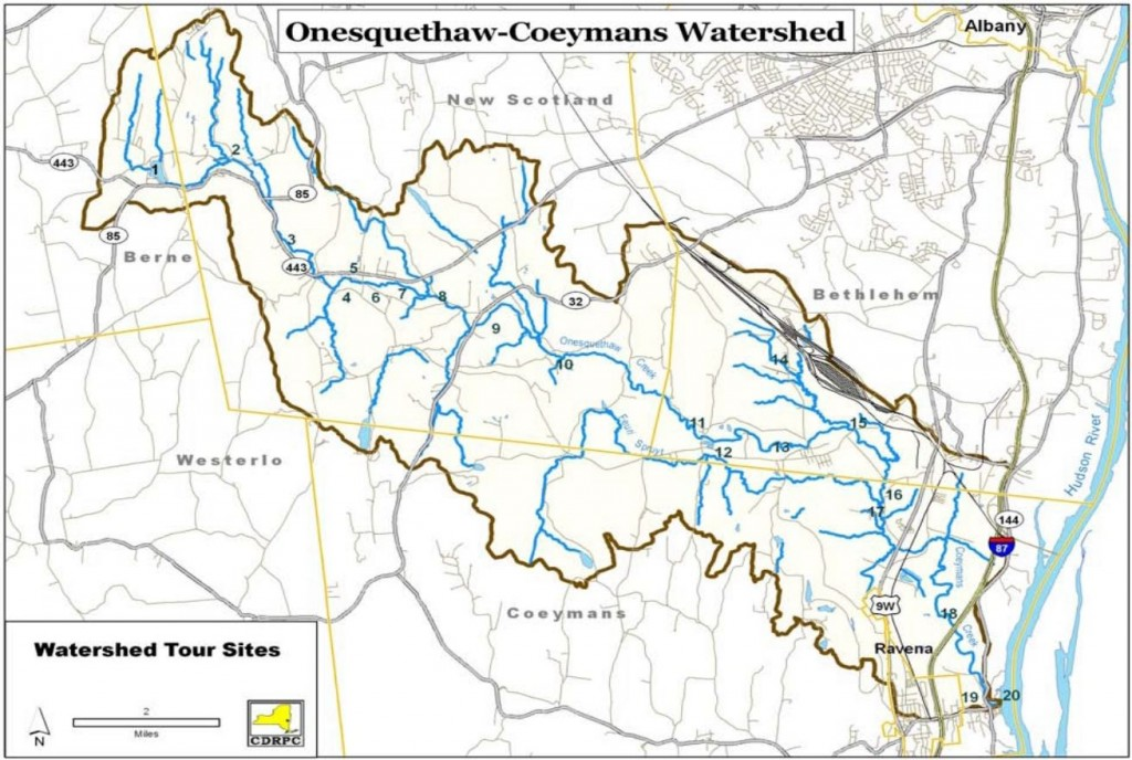 O-C Watershed