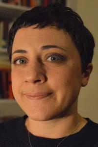 Rebecca Valli closeup