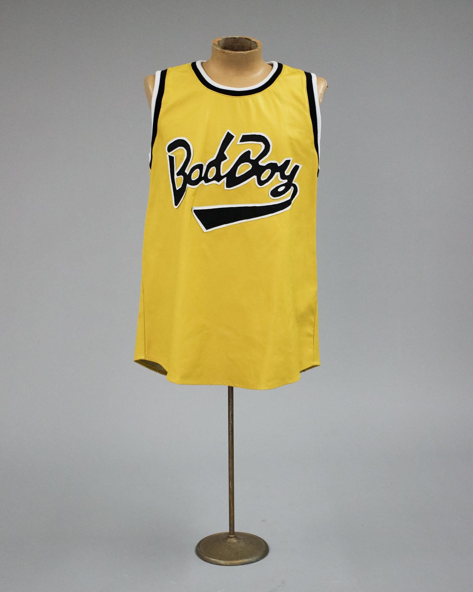 Bad boy jersey