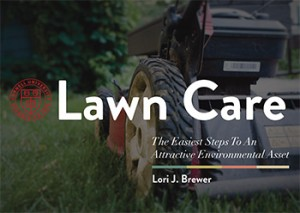 Lawn Care ebook 2016