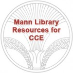 Cornell Mann library resources