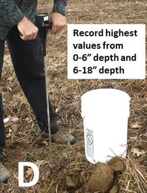soil sampling how-to
