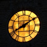 Cornell History pic of clock