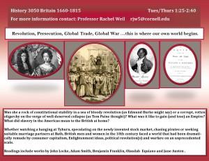 HIST 3050 Britain 1660-1815 FA16 - Flyer