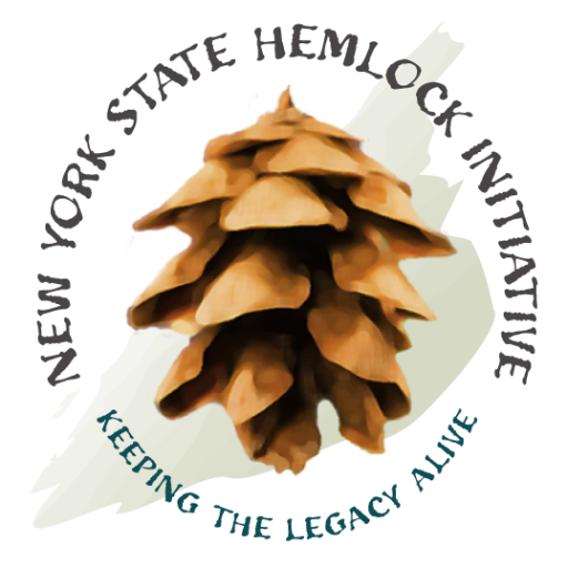 New York State Hemlock Initiative logo