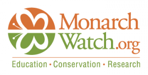 Logo - Monarch Watch.org Education, Conservation, Research