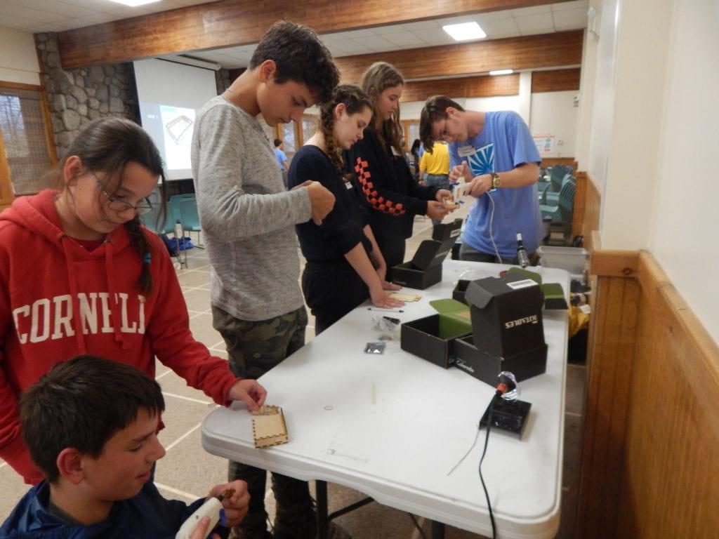 DIY Solar workshop