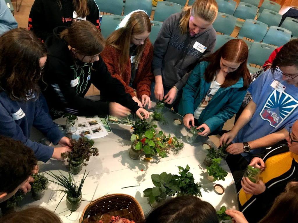 Edible Landscaping workshop