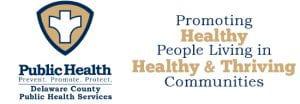 Delaware County Public Health Services Logo