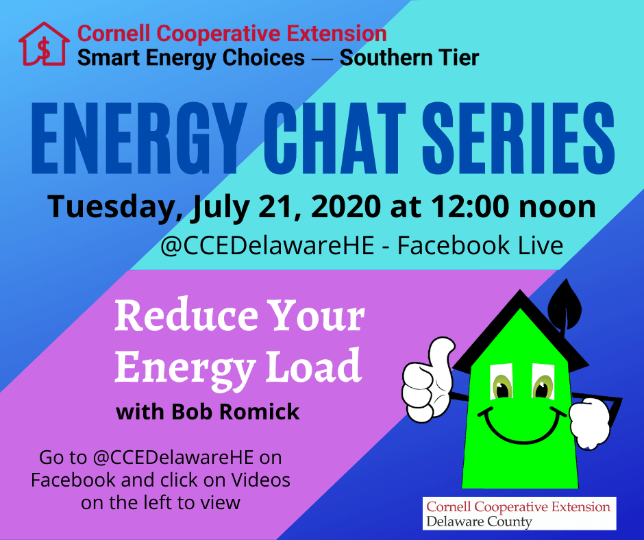 Energy Chat Reduce Your Energy Load