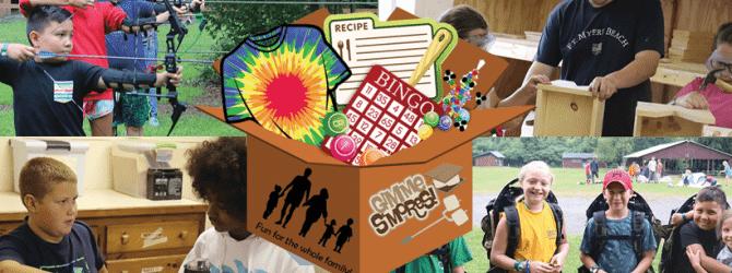 reimaging summer 2020 Camp in a Box