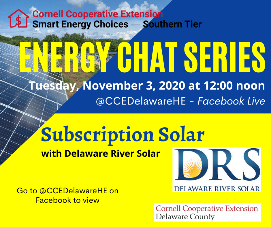 Energy Chat about Subscription Solar with Citizens Energy Corporation