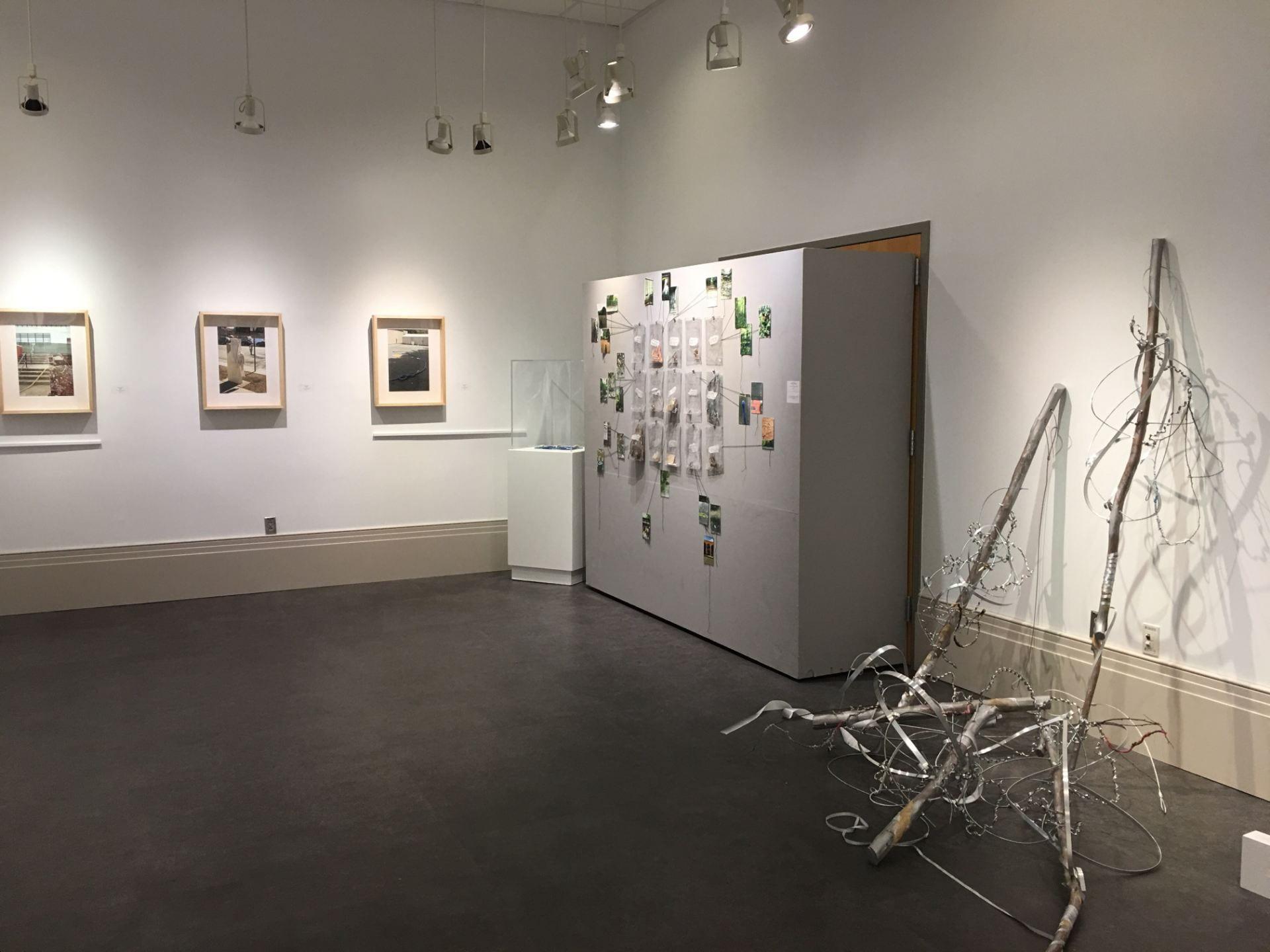Central Piedmont Art Galleries | Ross Gallery I Overcash