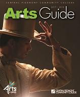 CPCC Arts Guide 2018