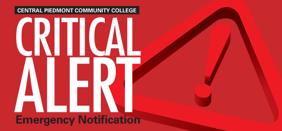 new critical alert system sign up today cpcc today