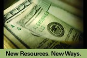 Financial Aid - New Resources. New Ways.