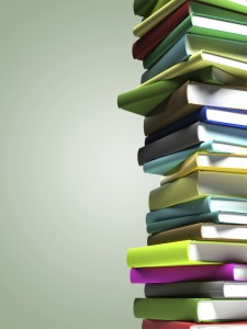 United Way & Library Scholarship Book Sale