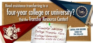 Transfer Resource Center (TRC)