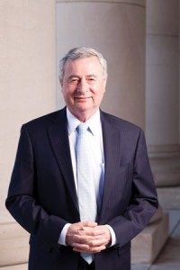 Dr. Tony Zeiss, CPCC president