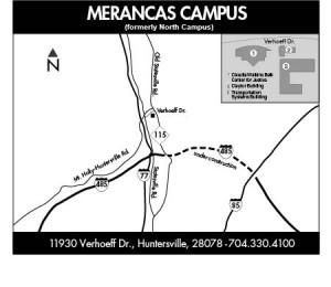 CPCC Merancas Campus
