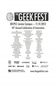 THE Geek Fest 2013
