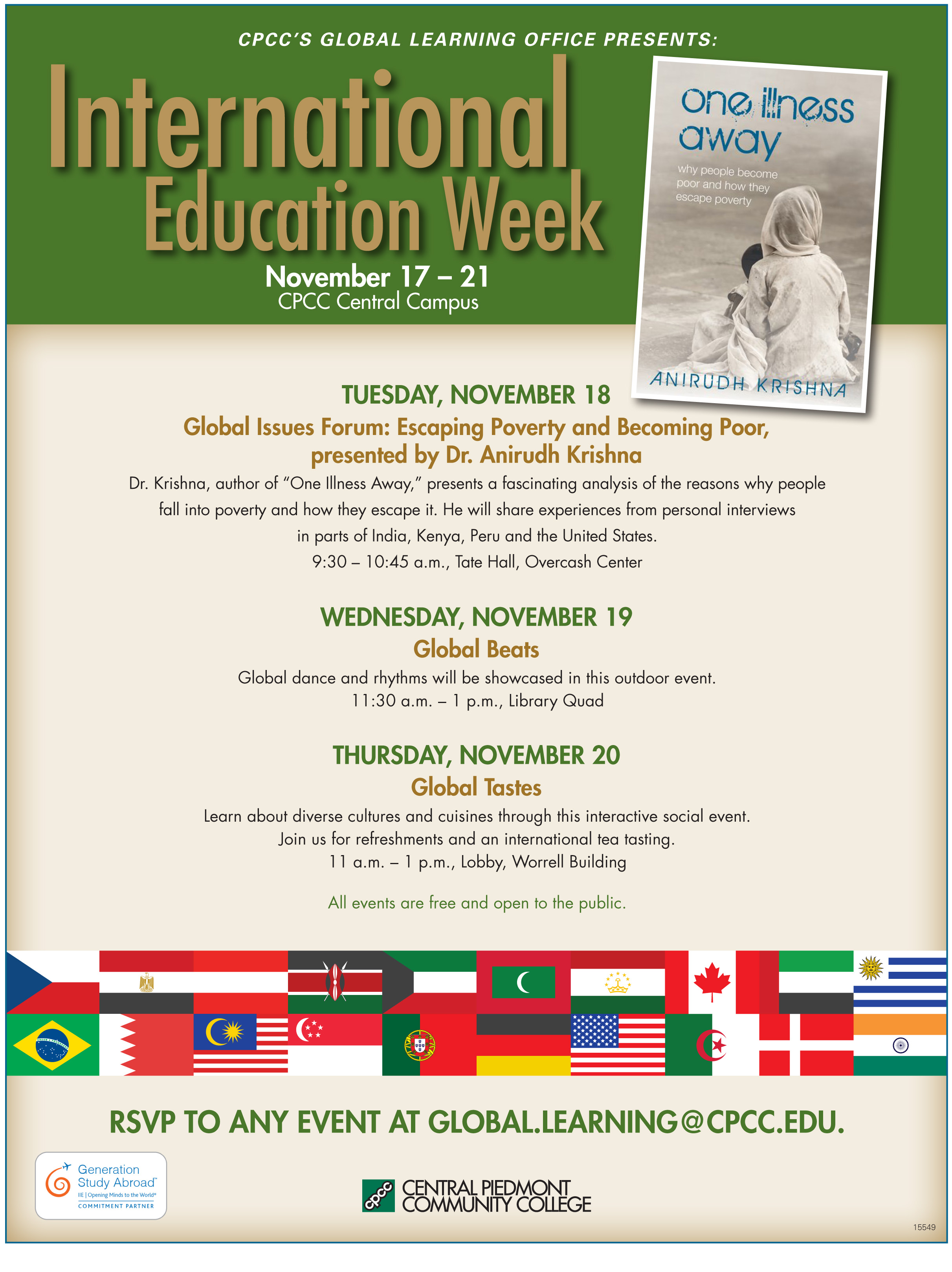 global learning | Central Piedmont Today