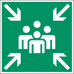Fire Evacuation Point