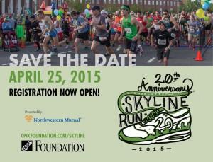 Skyline Run 2015