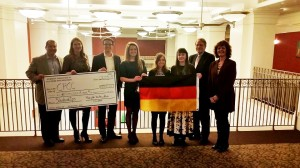 2015 German Scholarship Winners