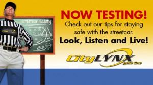 CityLYNX Now Testing