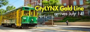 CityLYNX Streetcar