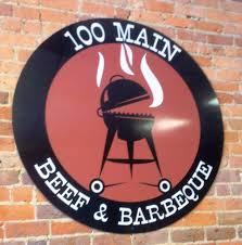 100 Main Beef & BBQ