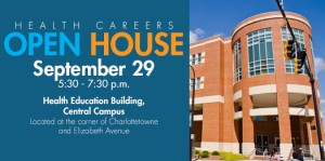 Health Career Open House