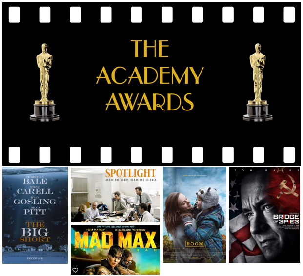 Academy awards sustainability