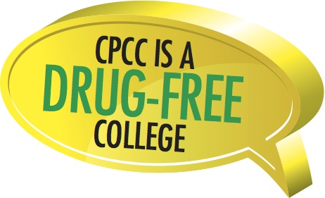CPCC is a Drug-Free College