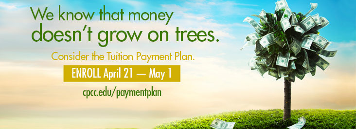 Tuition Payment Plan April 21 - May 1