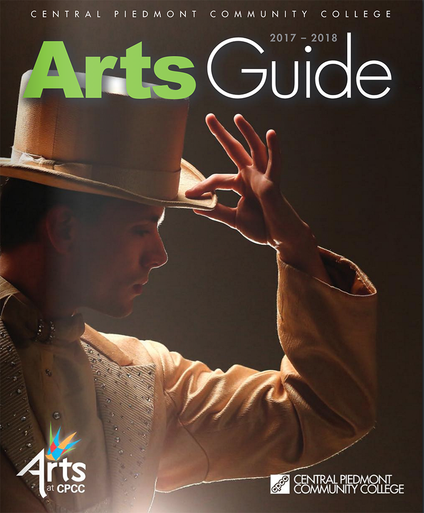 Arts Guide Cover