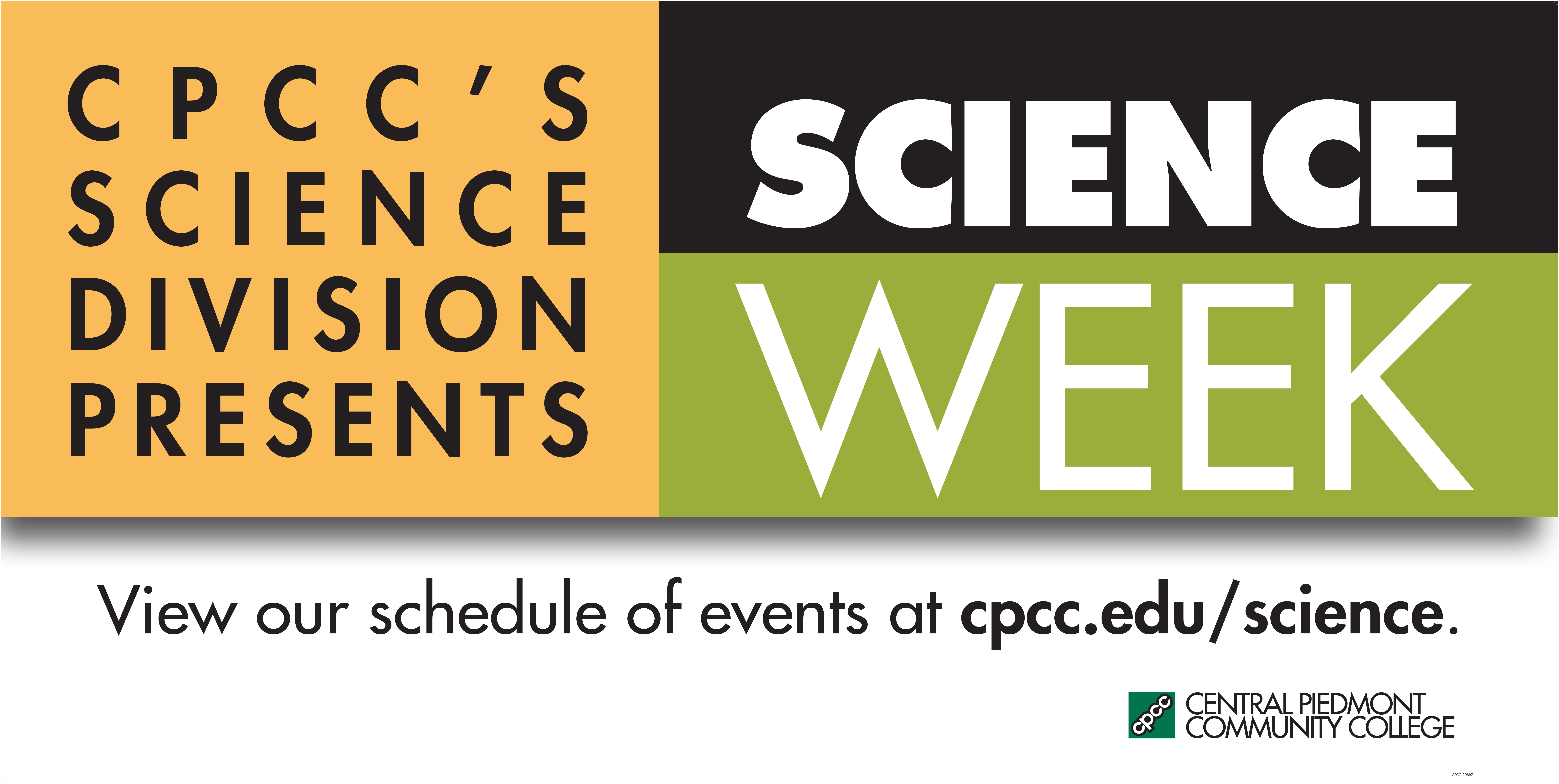 Science Week 2018!   Central Piedmont Today