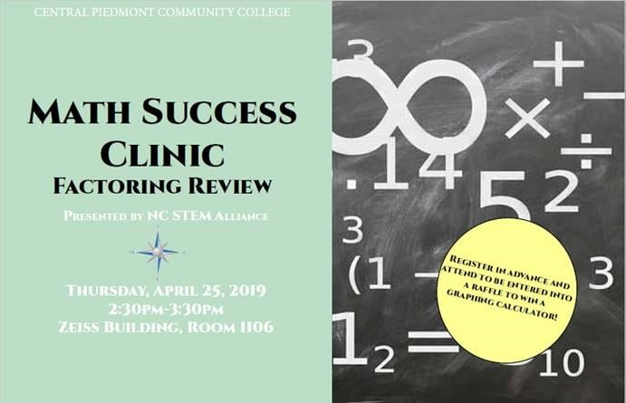 Math Success Clinic