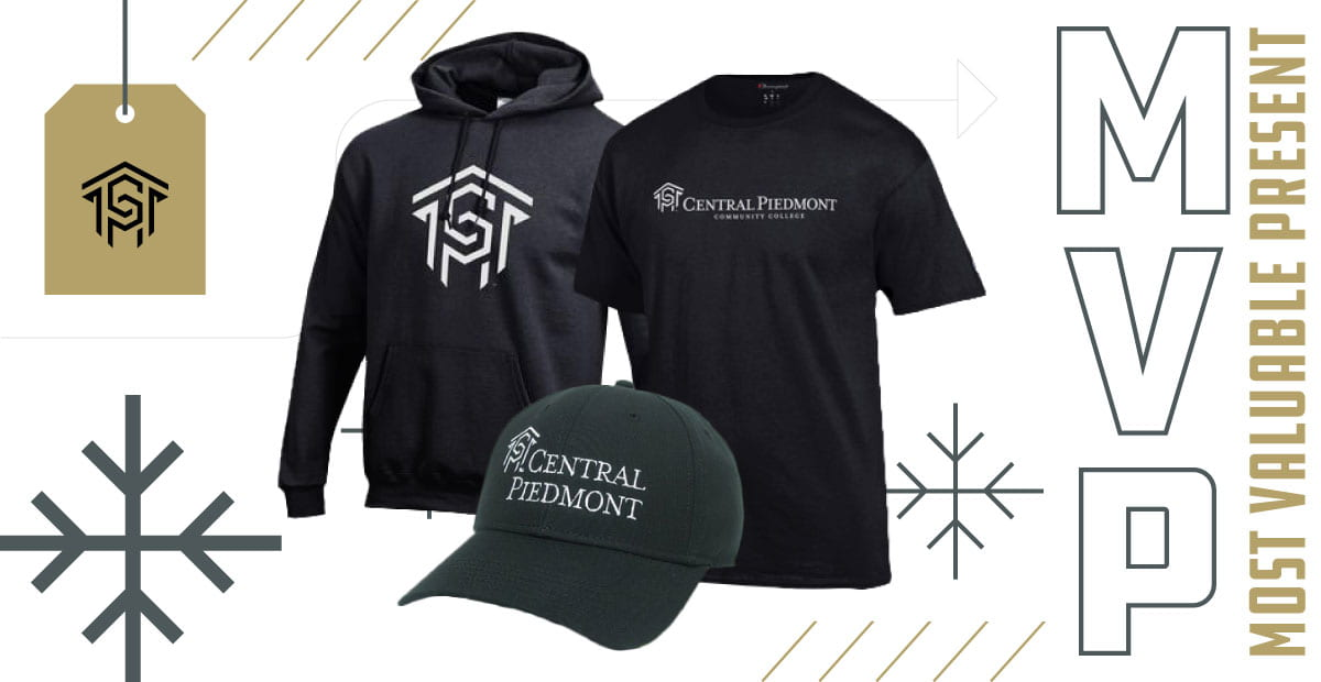Central Piedmont apparel