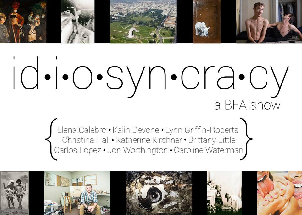 Idiosyncrasy-BFA-exhibiton