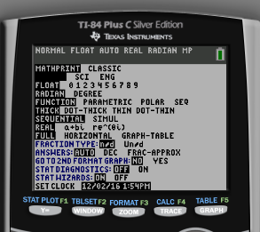 Using the TI-84 Calculator for Complex Numbers in Circuits Classes