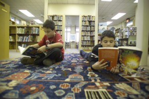 LS library photo